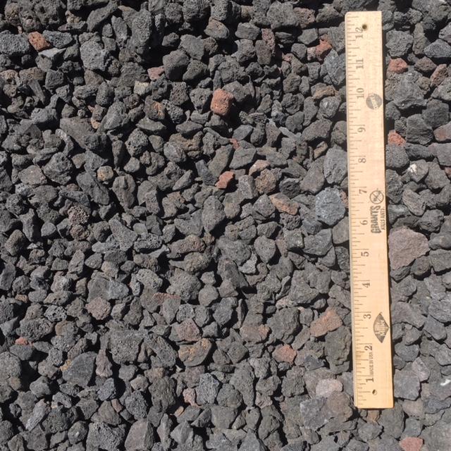Black Lava Rock 2