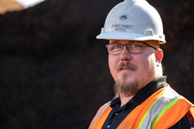 Robby Nichols, Soils Supervisor