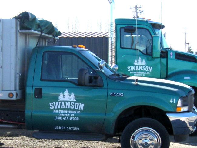 Swanson truck fleet