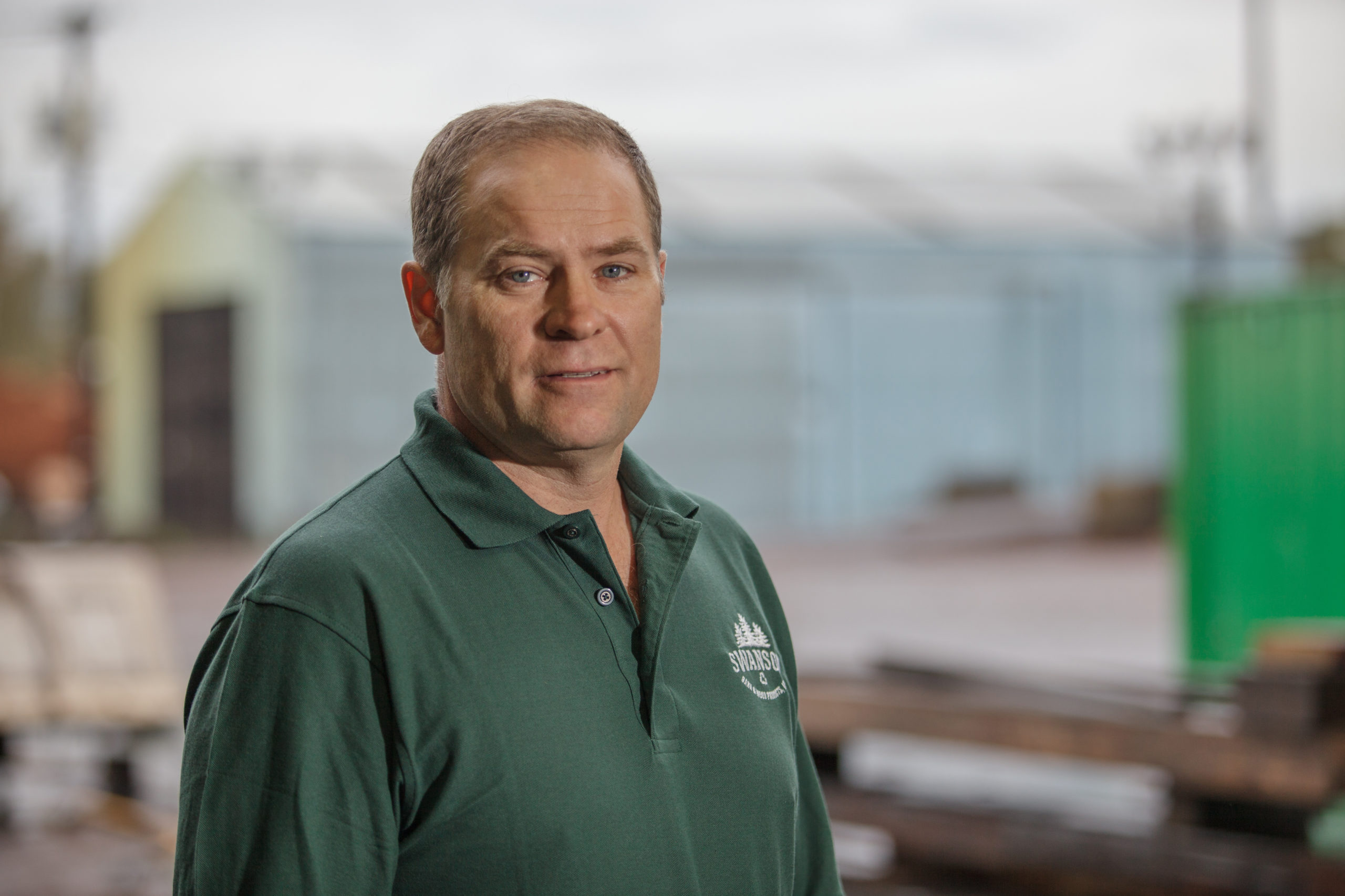 Doug Christophersen, Facilities Manager