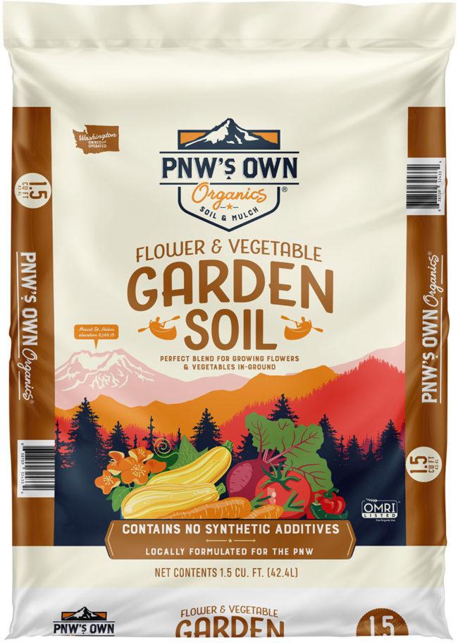 PNW's Own Garden Soil
