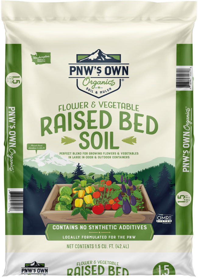 PNW's Own Raised Bed Soil