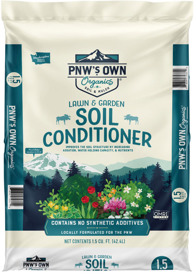 PNW's Own Soil Conditioner