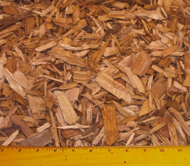Cedar Wood Chips ~ Playground material bedding swanson bark wood